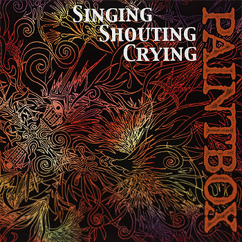 Paintbox «Singing, Shouting, Crying»