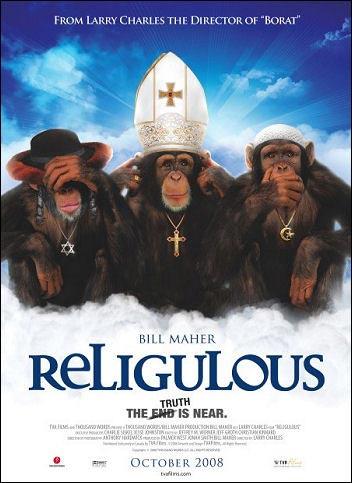 Reseña Documentales: RELIGOLOUS