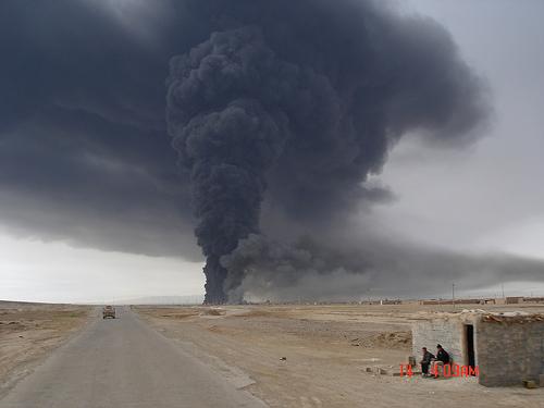 Petroleras en Irak, pacto con el diablo