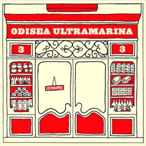 Les Phillippes: «Odisea Ultramarina» (Bcore Disc, 2008)