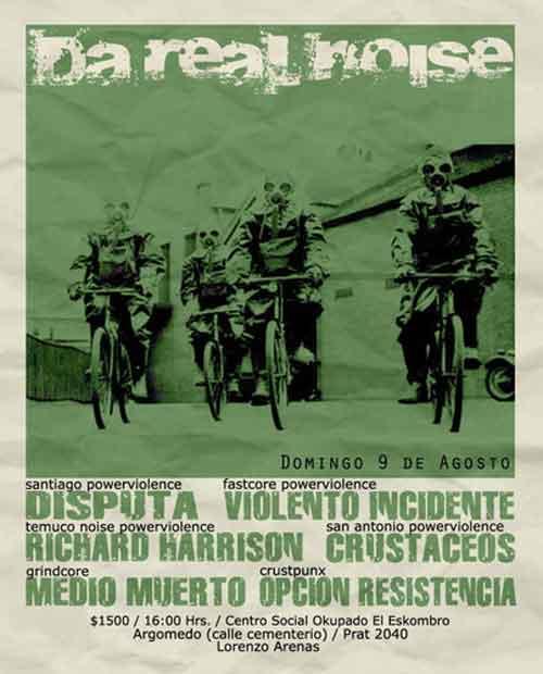 Disputa en Concepción