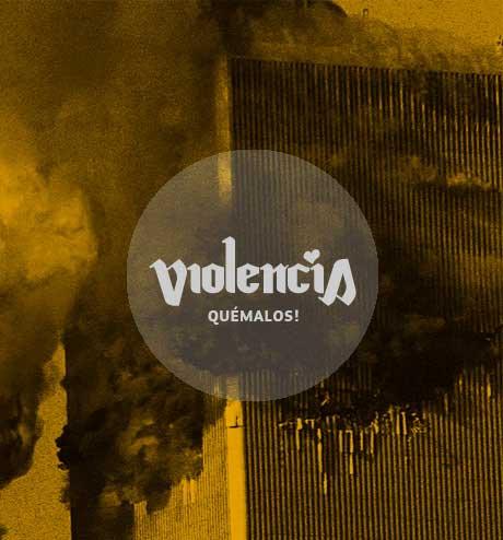 Violencia 2.0 (Quémalos) – Ya disponible