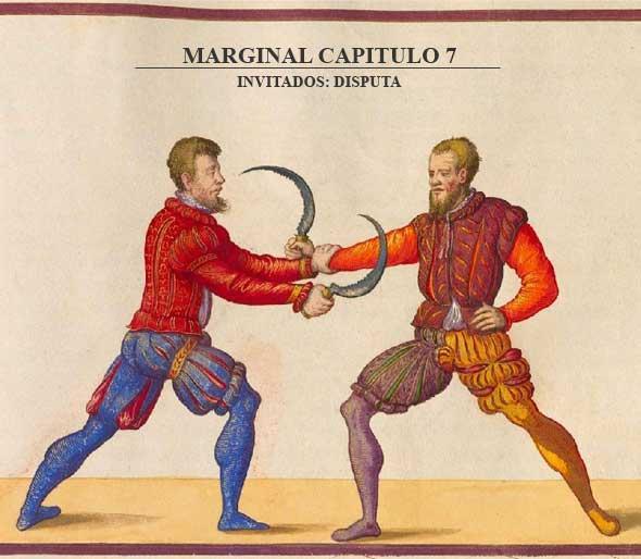 MARGINAL – CAPITULO # 7