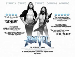 Documentales In-Edit: Anvil! – The Story of Anvil!