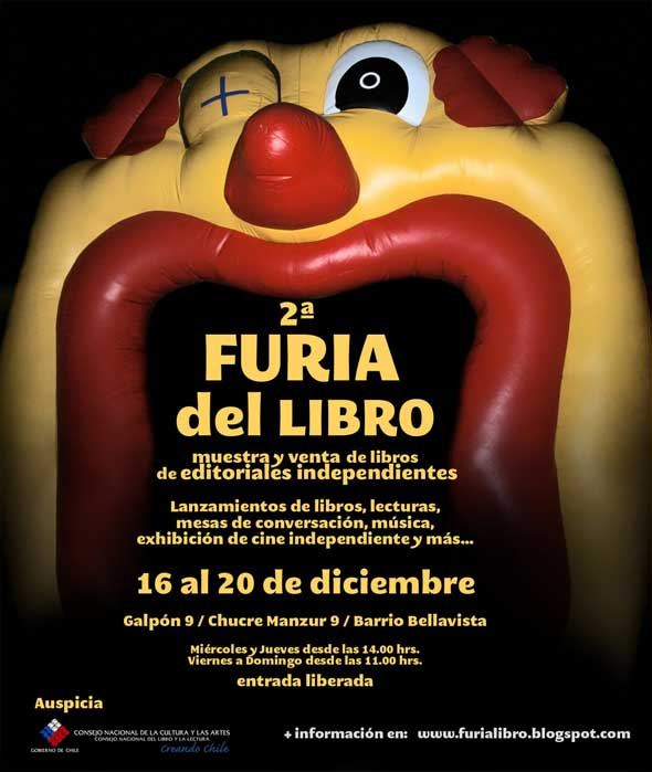 2da Feria del Libro de Editoriales Independientes