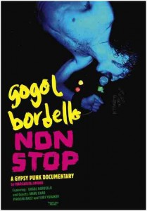 Documentales In-Edit: Gogol Bordello – Non Stop