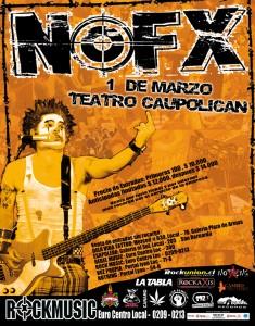 Nofx en Chile
