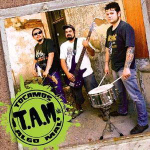 """T.A.M """"Tocamos Algo Mal"""" CD"""